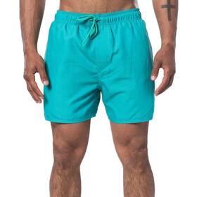 Rip Curl Offset 15'' Volley Boardshorts Herrer, green